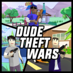 Dude Theft Wars: Open World Sandbox Simulator BETA APK (MOD, Unlimited Money) 0.87c