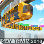 Elevated Train Driving Simulator: Sky Tram Driver APK (MOD, Unlimited Money) 1.7