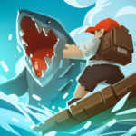 Epic Raft: Fighting Zombie Shark Survival APK (MOD, Unlimited Money) 0.9.43