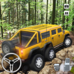 Extreme Offroad Mud Truck Simulator 6×6 Spin Tires APK (MOD, Unlimited Money) 2.4