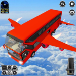 Flying Bus Driving simulator 2019: Free Bus Games APK (MOD, Unlimited Money) 3.1