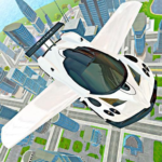 Flying Car Real Driving APK (MOD, Unlimited Money) 3