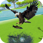 Golden Eagle Survival Simulator: Fish Hunting 3D APK (MOD, Unlimited Money) 1.2