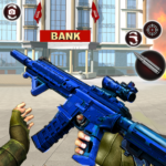 Grand Bank Robbery Vegas Heist : Real Shooting APK (MOD, Unlimited Money)