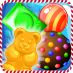 Gummy Bear Rush APK (MOD, Unlimited Money) 1.08