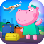 Hippo at the Airport: Adventure APK (MOD, Unlimited Money) 1.1.5