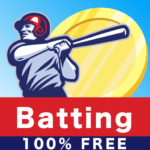 Hit a Homerun! 100% FREE to play APK (MOD, Unlimited Money) 1.608