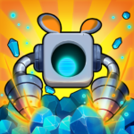 Idle Space Miner – Idle Cash Mine Simulator APK (MOD, Unlimited Money) 1.5.7