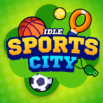Idle Sports City Tycoon Game: Build a Sport Empire APK (MOD, Unlimited Money) 1.6.1