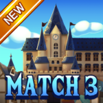 Jewel Royal Castle: Match3 puzzle APK (MOD, Unlimited Money) 1.2.0