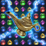 Jewels Magic Lamp : Match 3 Puzzle APK (MOD, Unlimited Money) 1.1.4