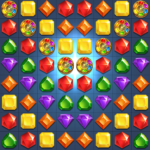 Jewels Pharaoh : Match 3 Puzzle APK (MOD, Unlimited Money) 1.1.7