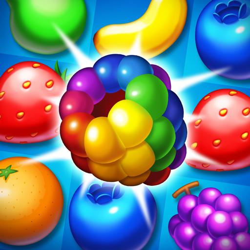 Juice Pop Mania: Free Tasty Match 3 Puzzle Games APK (MOD, Unlimited Money) 4.2.6