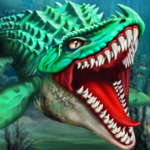 Jurassic Dino Water World APK (MOD, Unlimited Money) 11.81