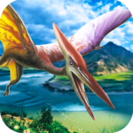 Jurassic Pterodactyl Simulator – be a flying dino! APK (MOD, Unlimited Money) 1.02