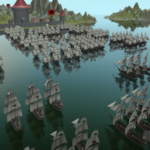 MEDIEVAL NAVAL WARS: FREE REAL TIME STRATEGY GAME APK (MOD, Unlimited Money) 1.1