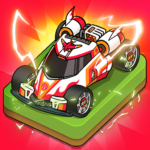 Merge Racer: mini motor idle merge racing game APK (MOD, Unlimited Money) 1.0.9