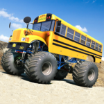 Monster Bus Offroad Racer 2020 Truck Stunts Derby APK (MOD, Unlimited Money) 2.0