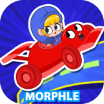 Morphle and milla driving  : Race to Climb APK (MOD, Unlimited Money) 1.0