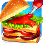 🥪🥪My Cooking Story – Deli Sandwich Master APK (MOD, Unlimited Money) 2.3.5009