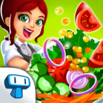My Salad Bar – Healthy Food Shop Manager APK (MOD, Unlimited Money) 1.0.17