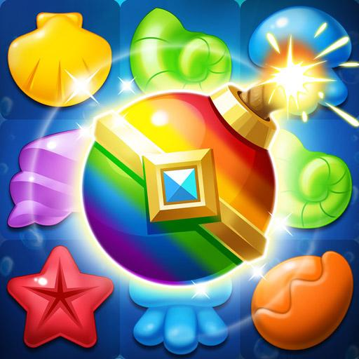 Ocean Splash Match 3: Free Puzzle Games APK (MOD, Unlimited Money) 3.5.0