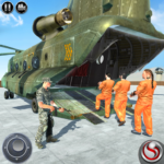OffRoad US Army Helicopter Prisoner Transport Game APK (MOD, Unlimited Money) 2.2