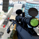 PIXEL SNIPER FORCE GUN ATTACK APK (MOD, Unlimited Money) 10.7