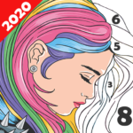 Paint Color: Coloring by Number for Adults APK (MOD, Unlimited Money) 6.3.4