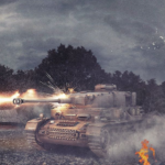 Panzer War APK (MOD, Unlimited Money) 2021.1.11.1