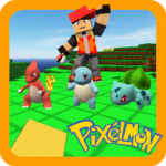 Pixelmon Trainer Craft: New Game 2020 Catch Poсket APK (MOD, Unlimited Money) 2.0