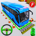 Police Bus Parking Game 3D – Police Bus Games 2019 APK (MOD, Unlimited Money) 1.0.17