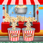Popcorn Cooking Factory: Snack Maker Games APK (MOD, Unlimited Money) 1.0.3