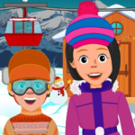 Pretend Play Alps Life: Home Town Vacation Games APK (MOD, Unlimited Money) 1.0.6
