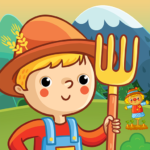 Pretend Play Village Life: Fun Farm in Little Town APK (MOD, Unlimited Money) 1.0.2