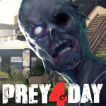 Prey Day: Survive the Zombie Apocalypse APK (MOD, Unlimited Money) 14.0.11