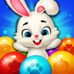 Rabbit Pop- Bubble Mania APK (MOD, Unlimited Money) 3.1.4
