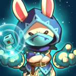 Rabbit in the moon APK (MOD, Unlimited Money) 1.2.91