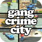 Real Gang Crime: Gangster City APK (MOD, Unlimited Money) 2