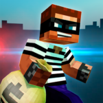 🚔 Robber Race Escape 🚔 Police Car Gangster Chase APK (MOD, Unlimited Money) 3.9.4