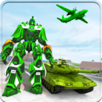 Robot Transform Plane Transporter Free Robot Games APK (MOD, Unlimited Money) 1.0.9