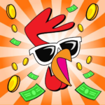 Rooster Booster – Idle Chicken Clicker APK (MOD, Unlimited Money) 0.9.9.9.1