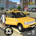 Rush Hour Taxi Cab Driver: NY City Cab Taxi Game APK (MOD, Unlimited Money) 1.11
