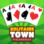 SOLITAIRE TOWN : KLONDIKE APK (MOD, Unlimited Money) 1.0.12