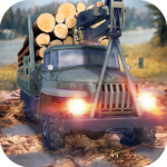 Sawmill Driver: Logging Truck & Forest Harvester APK (MOD, Unlimited Money) 1.4.6