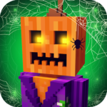 Scary Theme Park Craft: Spooky Horror Zombie Games APK (MOD, Unlimited Money) 1.13-minApi19