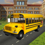 Schoolbus Driving Simulator APK (MOD, Unlimited Money) 1.5