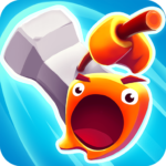 Smashers.io Foes in Worms Land APK (MOD, Unlimited Money) 1.8