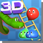 Snakes and Ladders, Slime – 3D Battle APK (MOD, Unlimited Money) 1.42