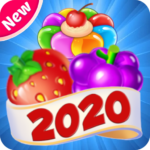 Sweet Fruit Candy: New Games 2020 APK (MOD, Unlimited Money) 2.3.2.1